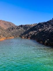 Nea Kameni Island