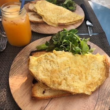 3B - Omelette